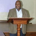 CEO Clifford Wefwafwa