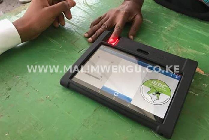 IEBC Biometric Kit