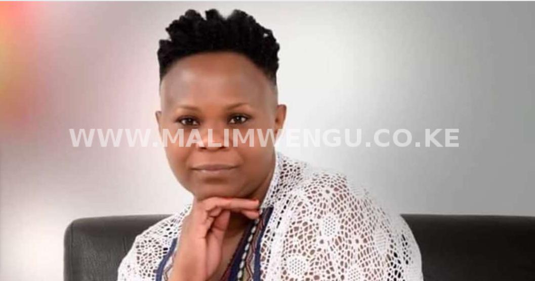 Kbc journalist Betty Mutekhele