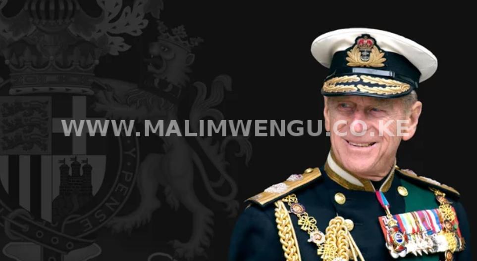Prince William the Duke if Edinburgh is dead
