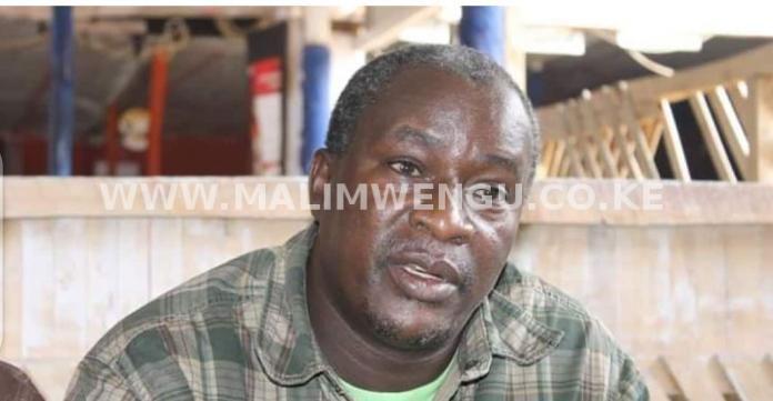 Former Kibwezi MP Kalembe Ndile