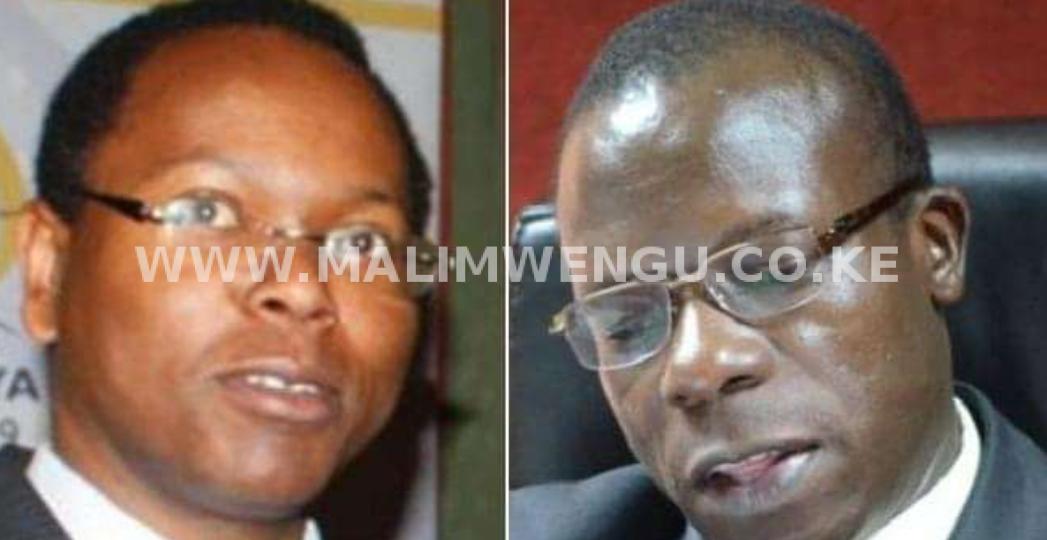 High court judges Joel Ngugi and George odunga