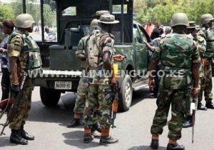 military taskforce